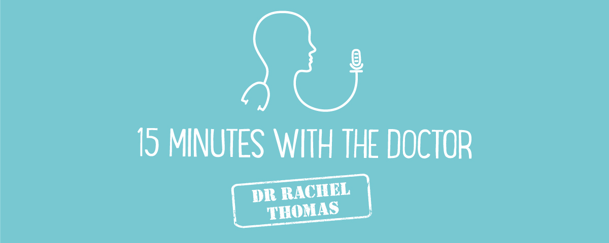 15MWTD - Dr Rachel Thomas