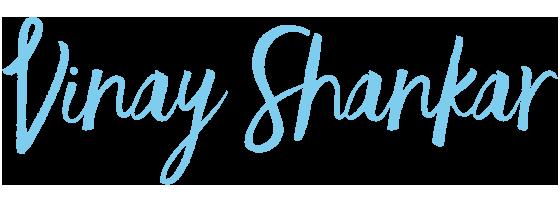 Vinay Shankar Logo