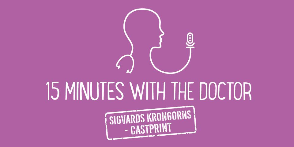 Sigvards Krongorns - CastPrint - 15WTD