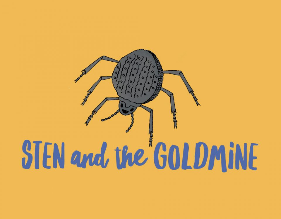 Sten and the Goldmine