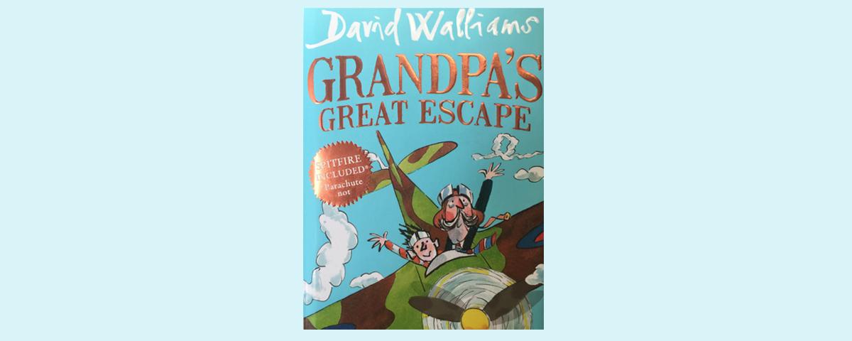 Great Escape Book Cover
