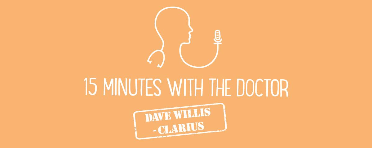 15MWTD - Dave Willis - Clarius