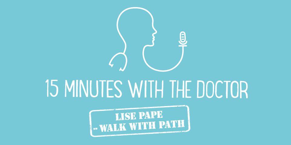 15MWTD - Walk With Path