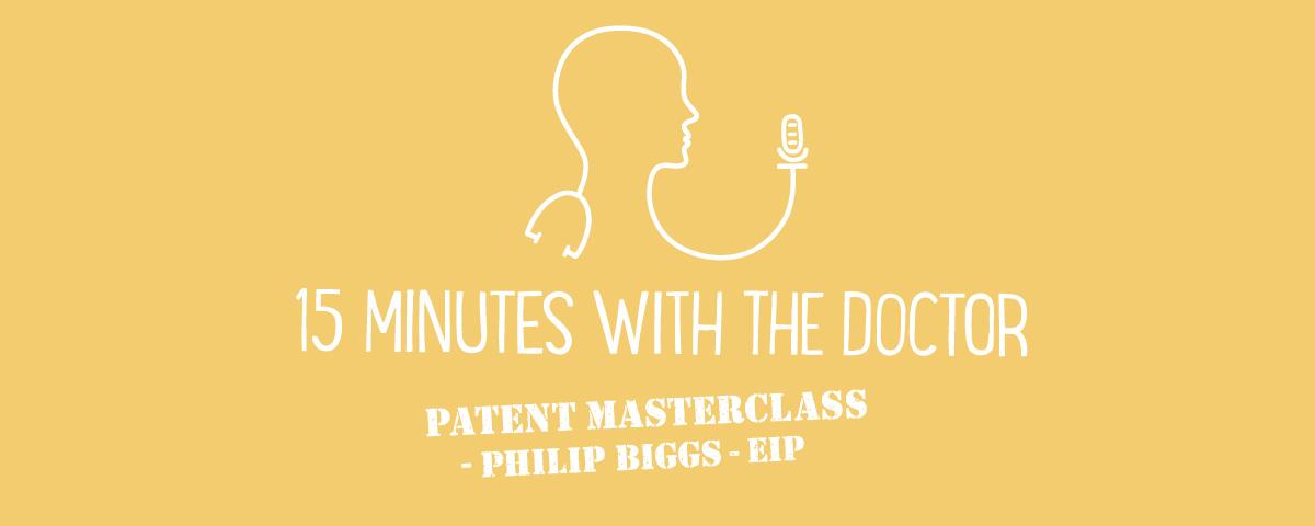 5MWTD - Patent Masterclass for Healthcare Entrepreneurs & Innovators