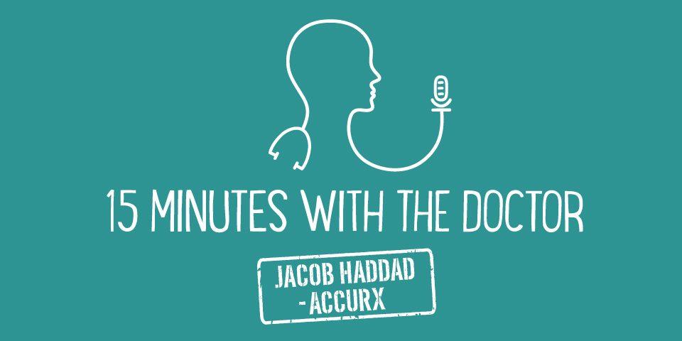 15MWTD - Jacob Haddad - Accurx
