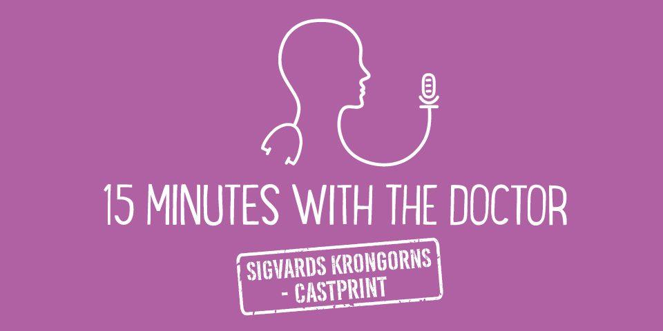 Sigvards Krongorns - CastPrint - 15WTD