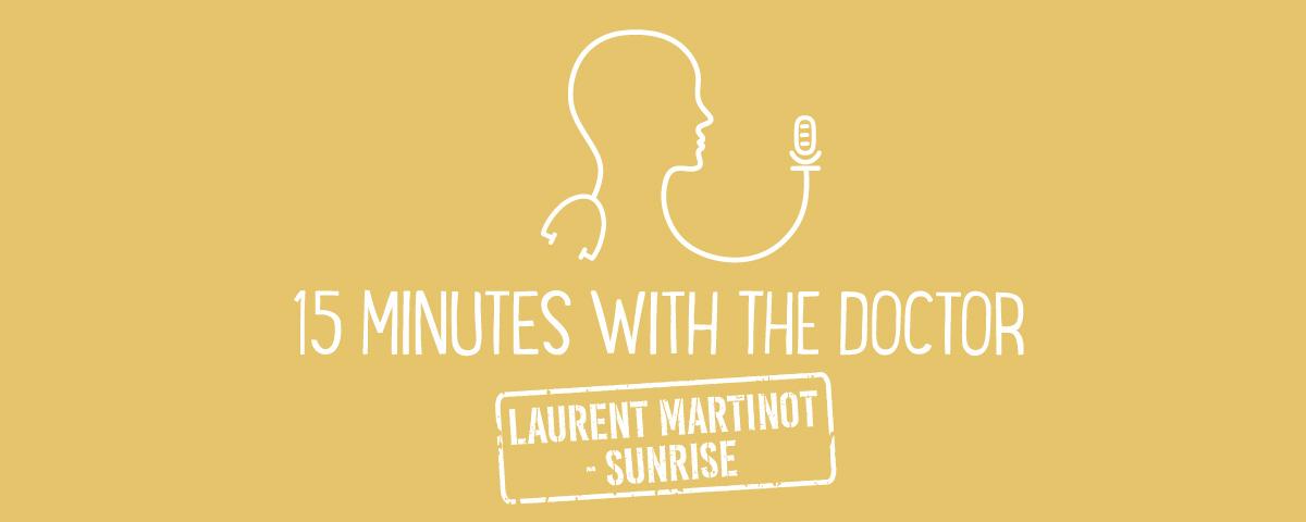 15 MWTD - Laurent Martinot